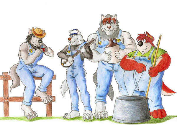 Country Band by ~lord-mondragon on deviantART