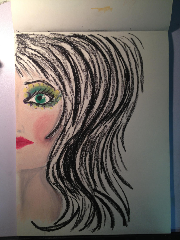 Soft Pastel Drawing No.2 by SwimAngel7673 on DeviantArt