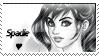 Stamp-Spadie by Tsukiiyo