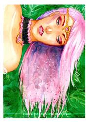 Watercolor - Eryna