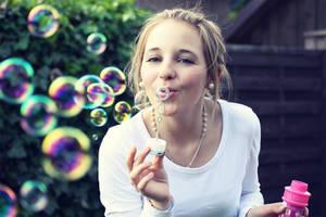 Bubbles II by Claerii