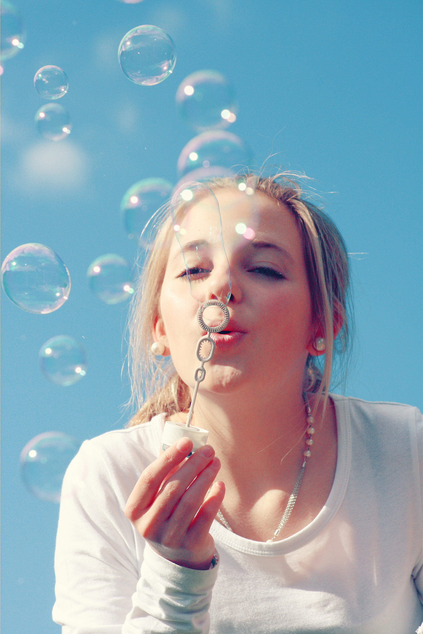 Bubbles III by Claerii