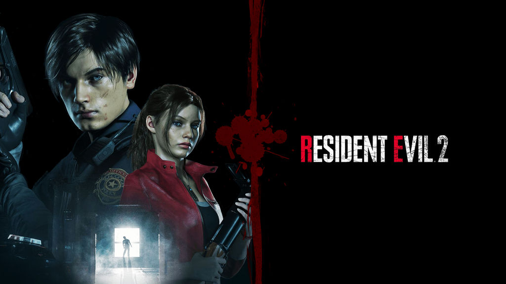 Resident Evil 2 Remake Wallpaper Claire Leon By Ember Graphics
