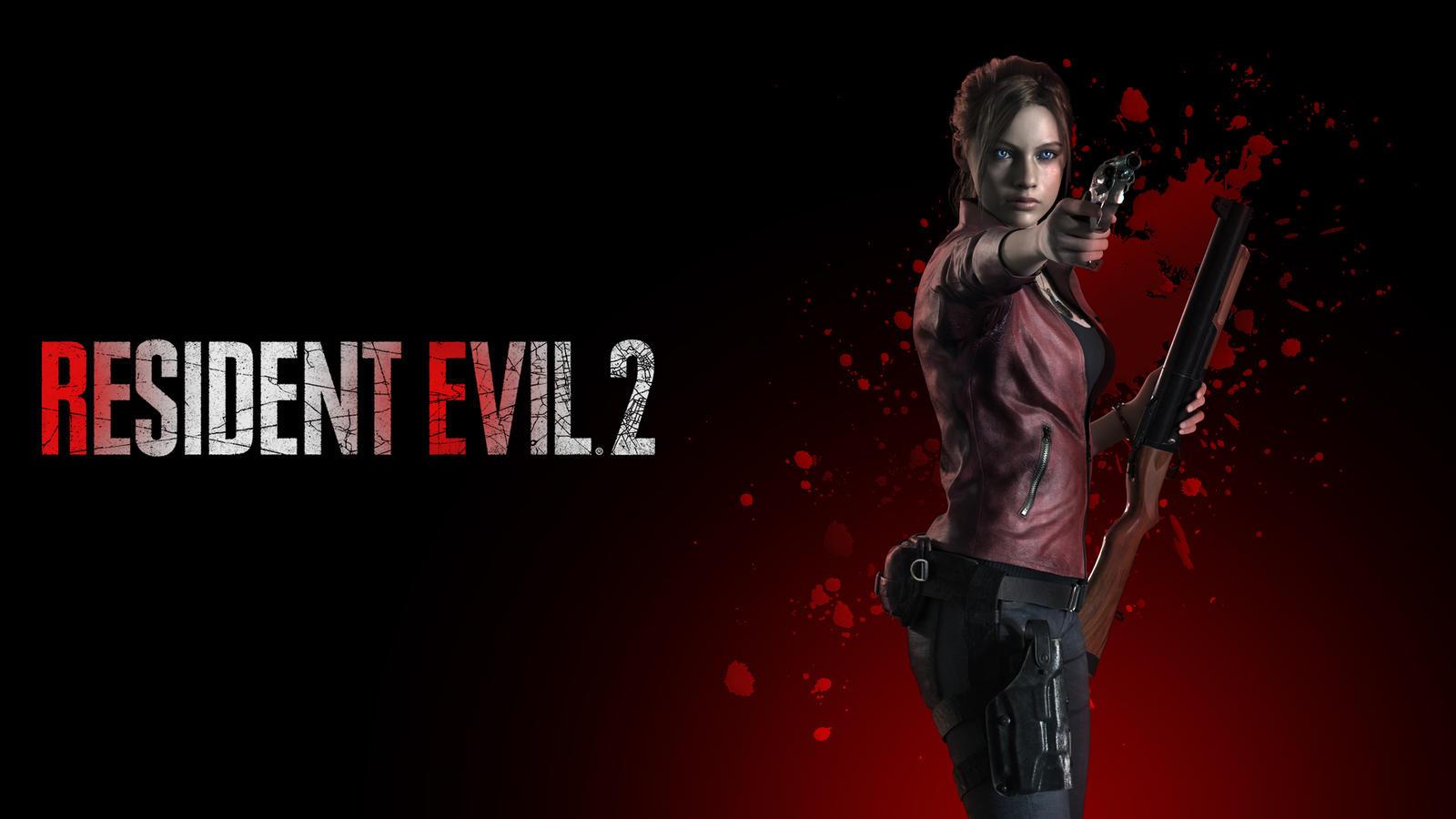 Download Resident Evil 2 Wallpaper 1920X1080 Background