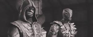 Mortal Kombat X: Ermac and Reptile
