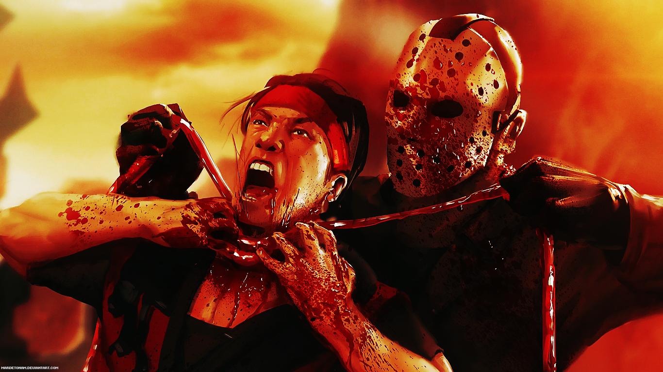 Mortal Kombat X Liu Kang HD Desktop Wallpaper Widescreen High