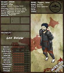 Teppei Isao - Warring states