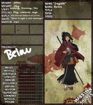 Sagishi - Warring States