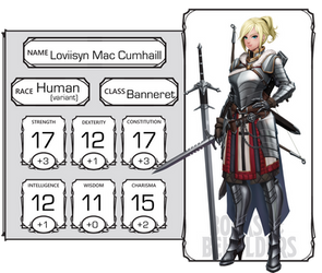 Loviisyn Mac Cumhaill ~ BnB by Kleptoid