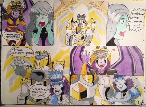 GORMITI-Comic Project Part 5a
