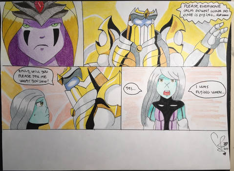 GORMITI-Comic Project Part 5b