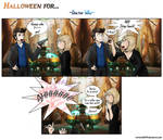 Halloween for...Doctor Who