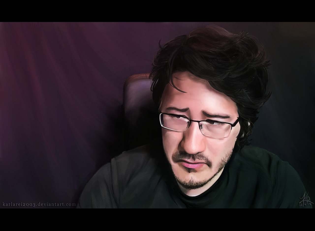 Markiplier - An Important Message by karlarei2003 on ...