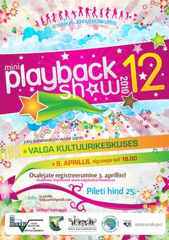 Mini Playback Show 2010