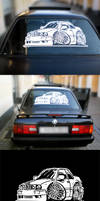 BMW decal by anone52