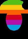 anone logo  -apple style-