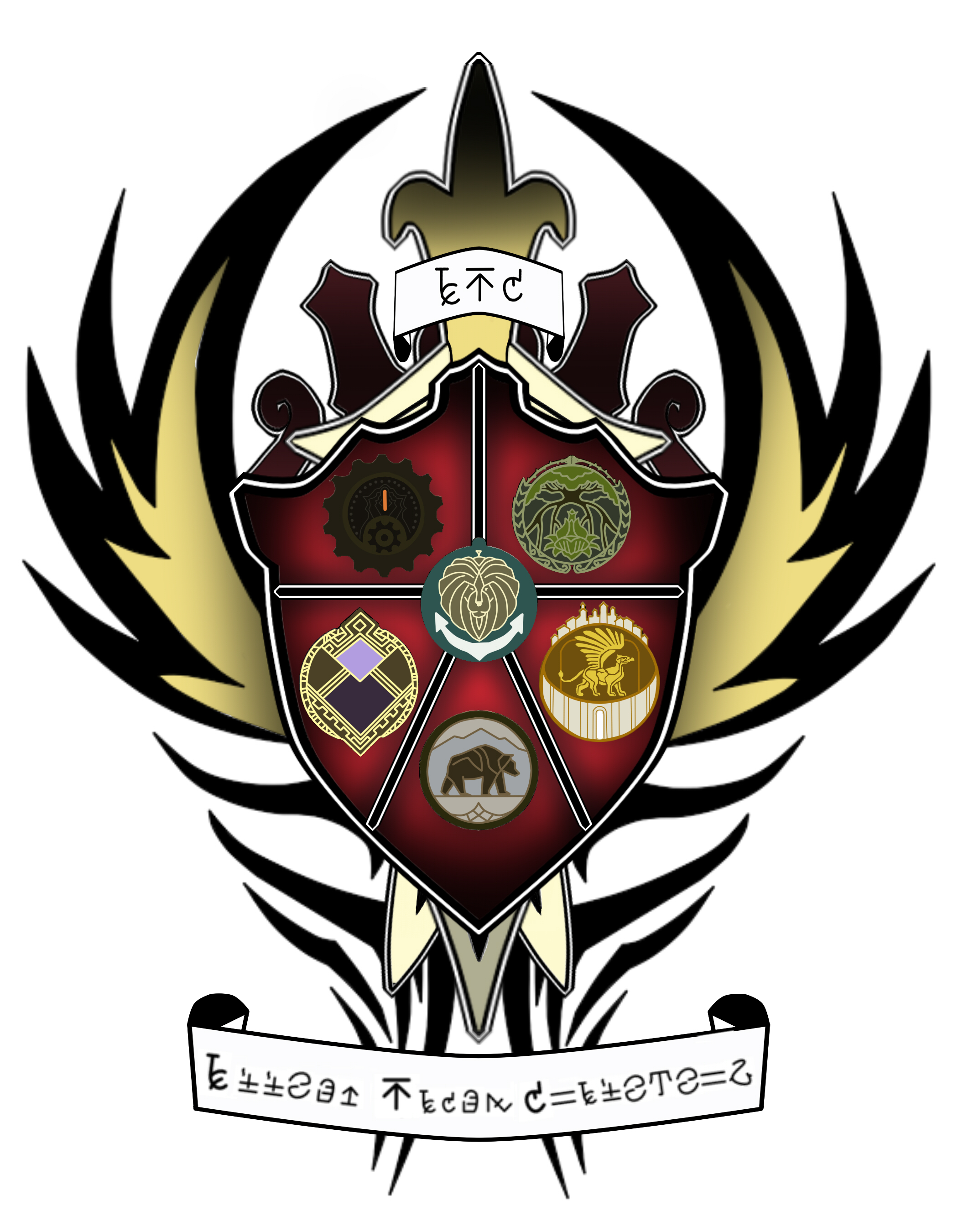 arc guild emblem concept by namgung on deviantart