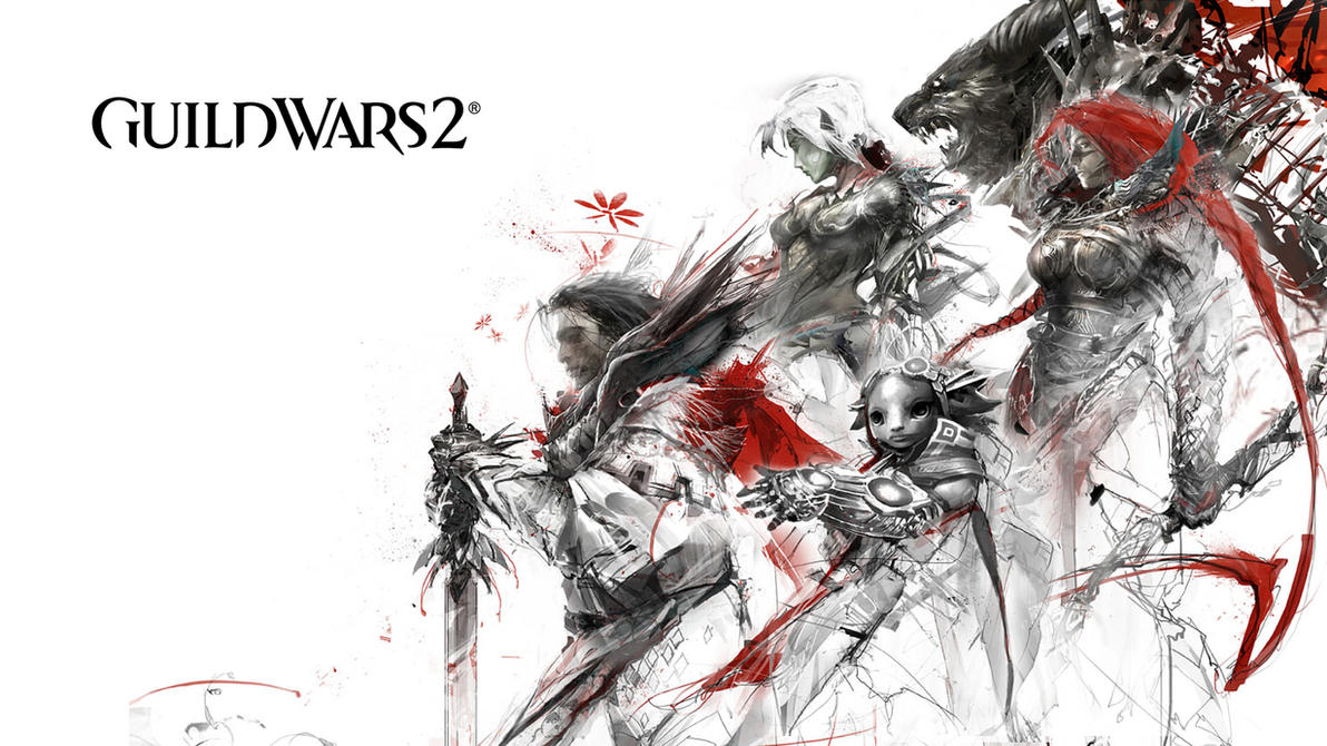 Guild Wars 2 Wallpaper By Namgung