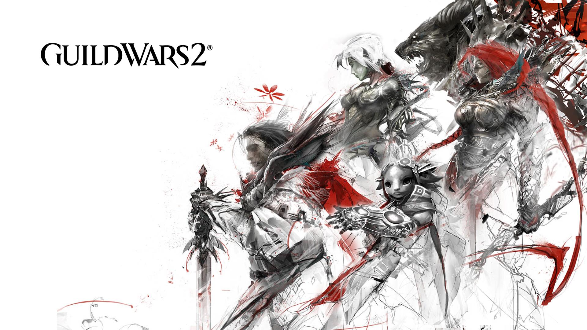 Guild Wars 2 Wallpaper By Namgung On Deviantart