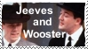 Stamp Jeeves and Wooster by ChibiThekla