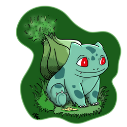 Pokedex: #001 Bulbasaur