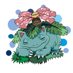Pokedex: #003 Venusaur
