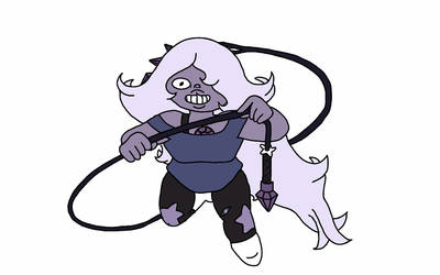 A Little Amethyst in my life