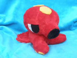 Octillery Time Attack Plush by Glacideas