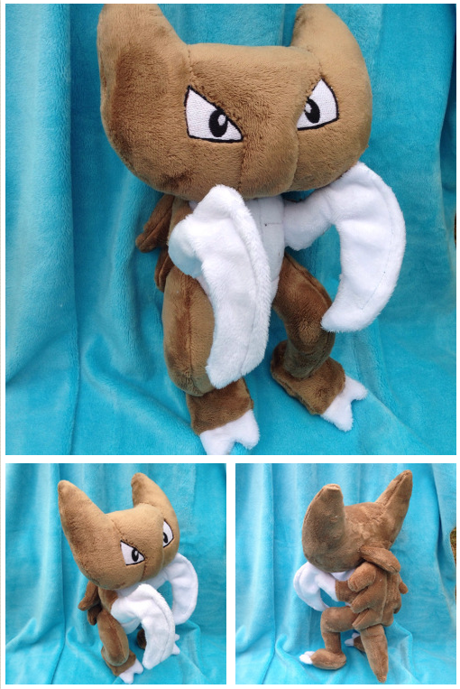 Kabutops Plush by Glacideas