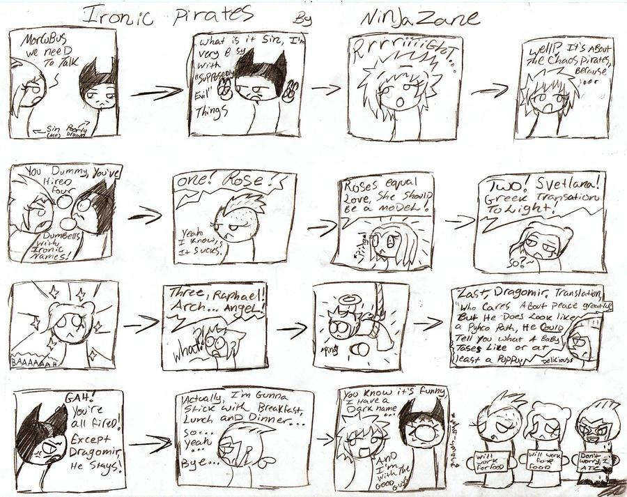 Ironic Pirates by NinjaZane on DeviantArt