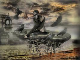 Ethernal migration by Ruskatukka