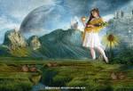 Easter - in wonderland by Ruskatukka