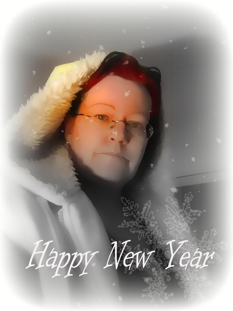 Happy New Year by Ruskatukka