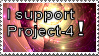 Project-4 Stamp by Project-4
