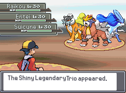The Shiny Trio Appears by TurtwigChampion