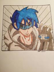 Fan Art for Iridescent.  by SleepyShadowArtist