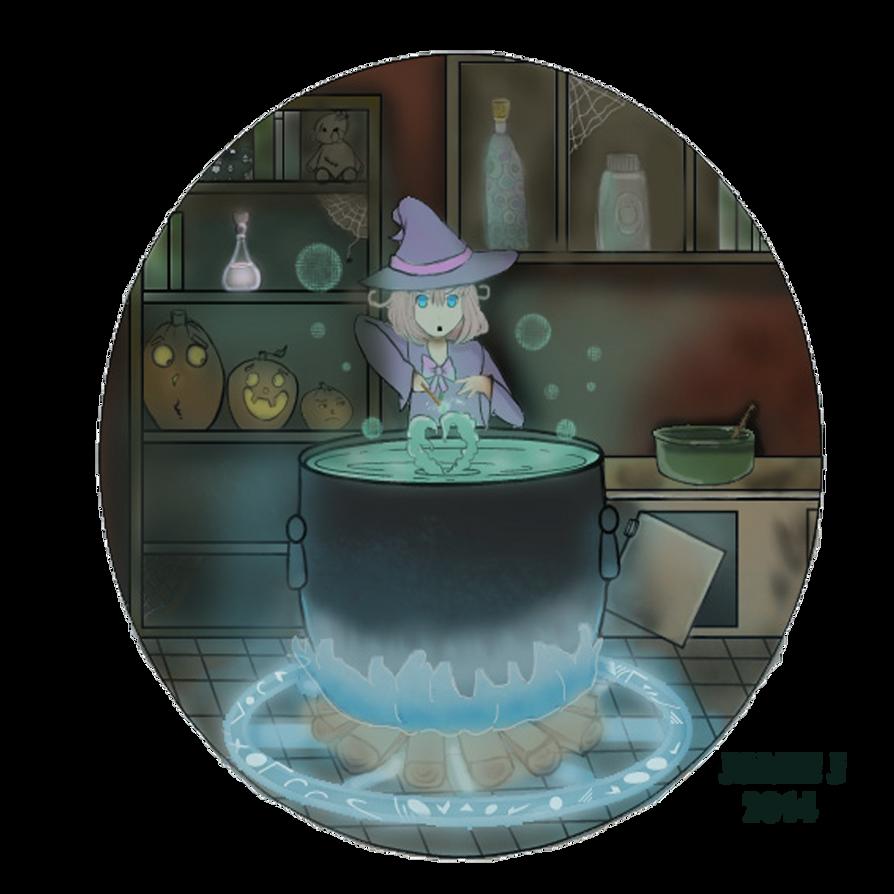 Magic Spells by jjartstudio