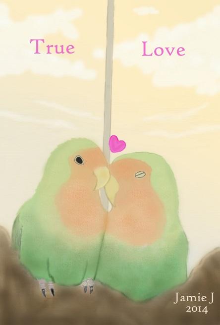 True love by jjartstudio