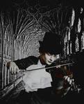 My dark melody
