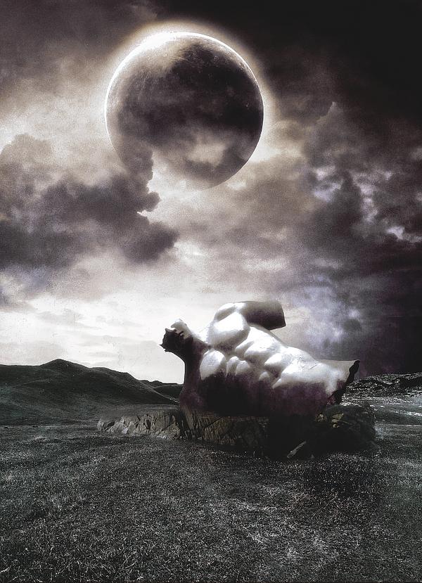 The Fallen Titan by Shadow-of-Nemo