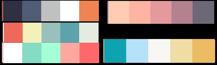 ftu palettes O1
