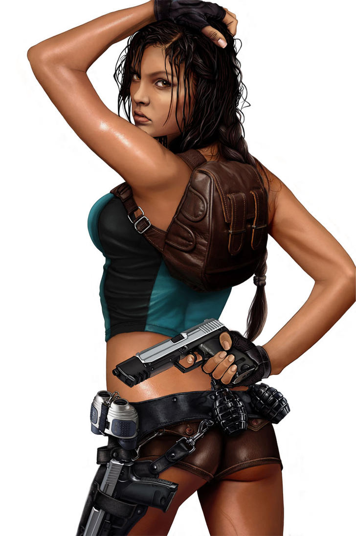 Lara by Terribilus