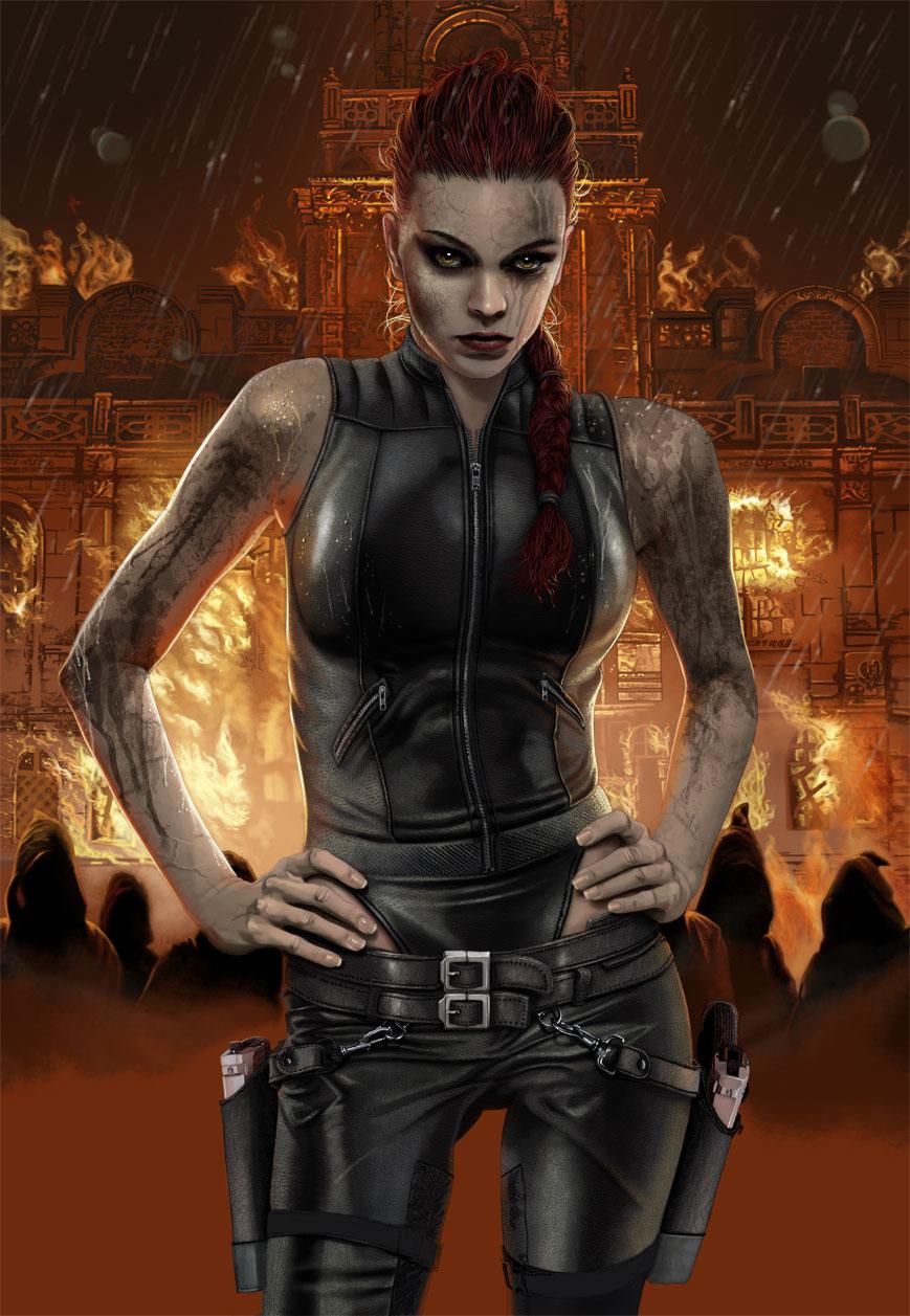 Lara Doppelganger classic by Terribilus