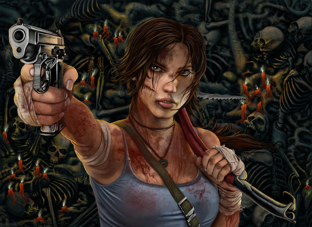Lara reb 11 by Terribilus