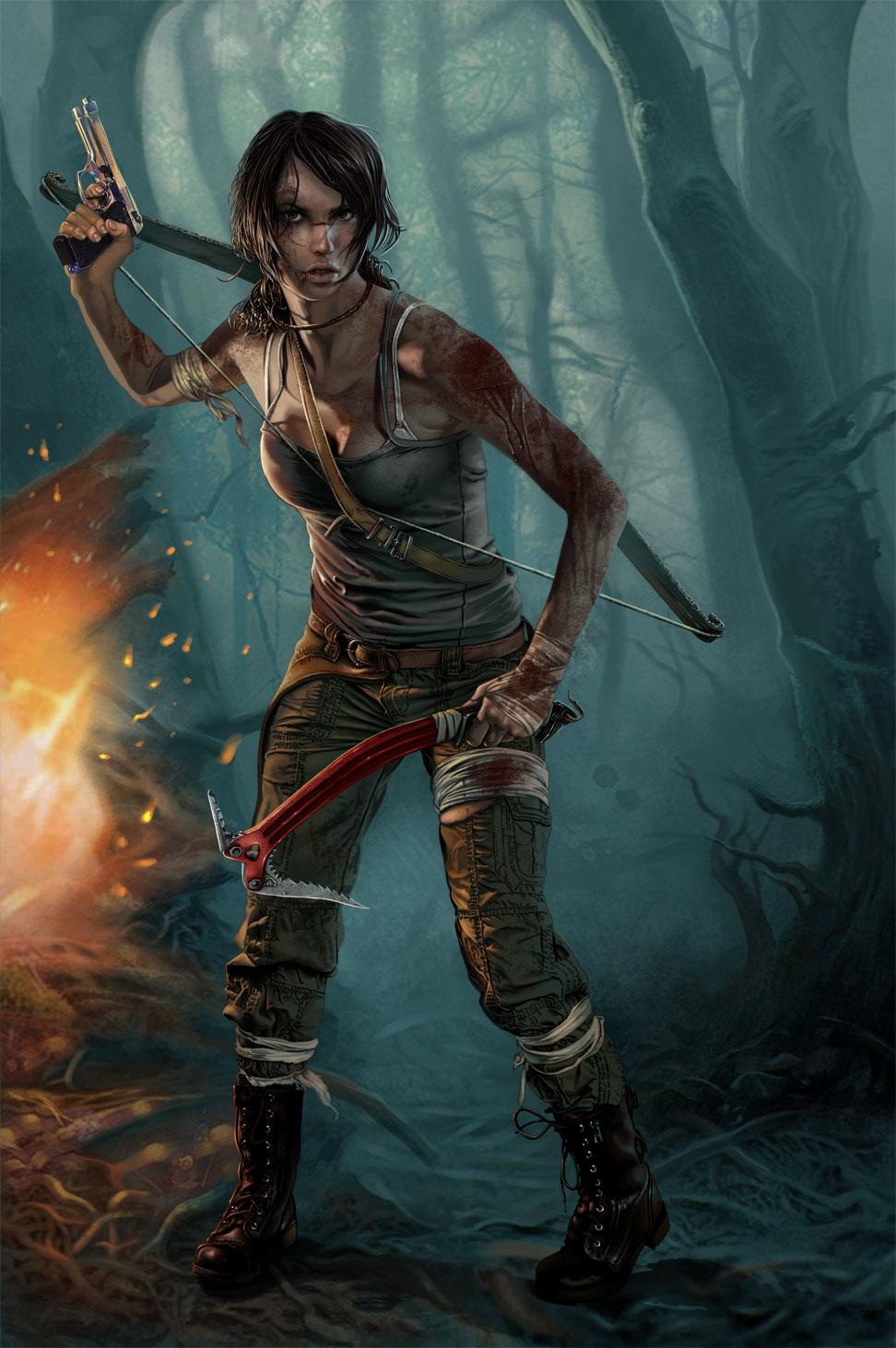 A survivor...again! :) by Terribilus