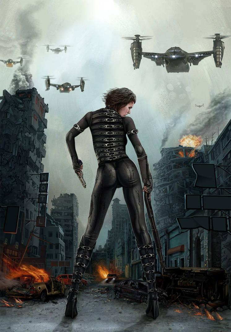 Resident Evil 14 by Terribilus