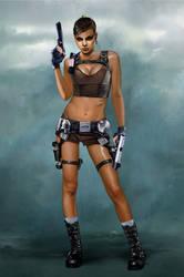 Lara underworld