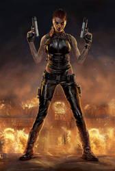 Clasic Lara's Doppelganger