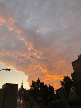 20191007211921 - London's Sunset