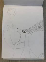 20191016110838 - Lif Rising the Light Bust Sketch